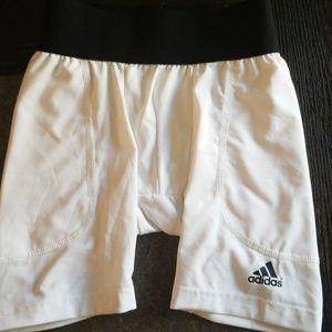 Youth Adidas slider shorts